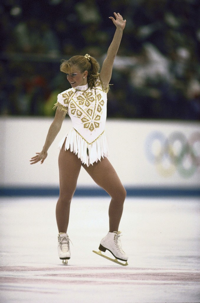 """A propósito de """"I, Tonya"""": El oficio del vestuarista de patinaje sobre hielo"""