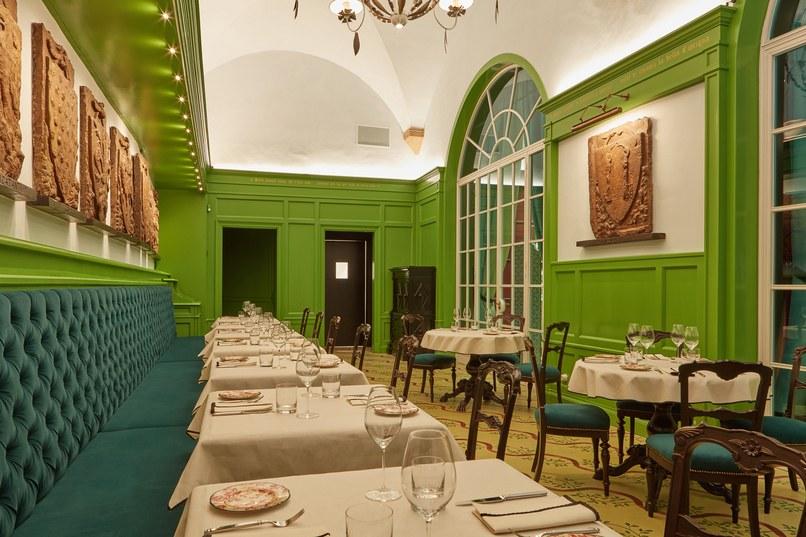 Gucci Garden, el nuevo restaurante-museo de la casa de moda