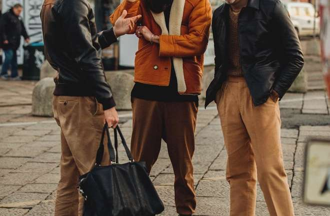 Lo mejor del street style de Milán Fashion Week Men's F/W 2018-19