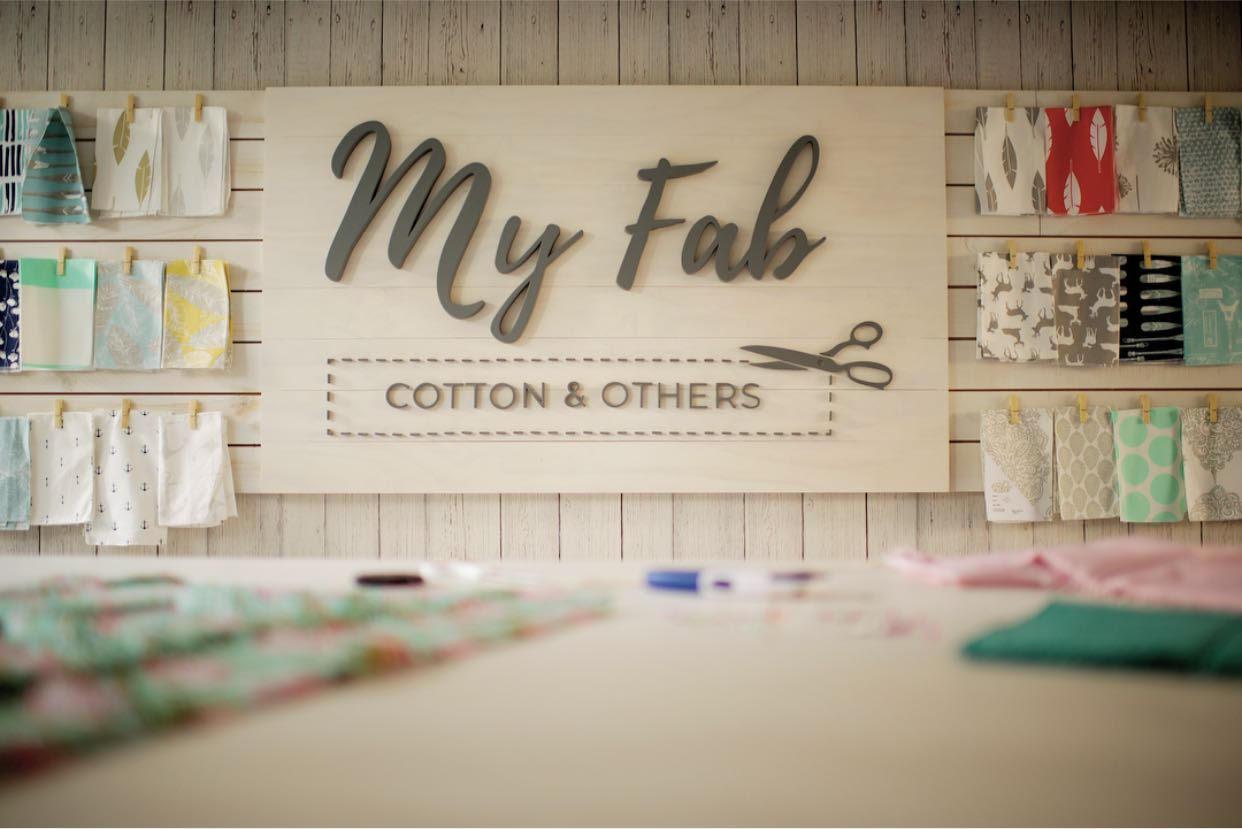 MyFab, un nuevo rincón para encontrar telas de todos los estilos