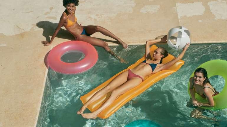 J.Crew lanza una línea de trajes de baños dirigida a millennials