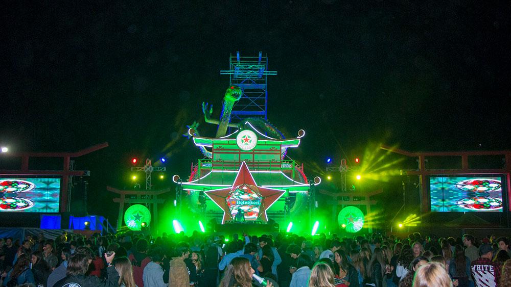 Fashion Report: Open Chile Tokyo Meets Pucon junto a Heineken