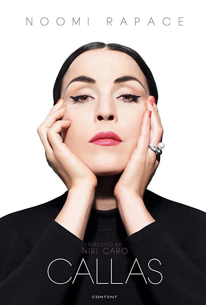 Noomi Rapace será Maria Callas (y quizás Amy Winehouse) en el cine