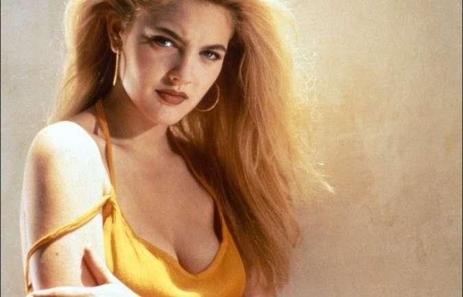 """Cuando Drew Barrymore se transformó en """"Poison Ivy"""", 1992"""