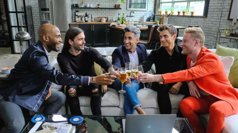 Lo que nos enseña el revival de Queer Eye for the Straight Guy