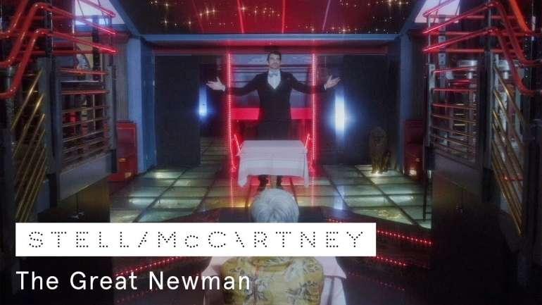 Stella McCartney y su colección masculina en un fashion film