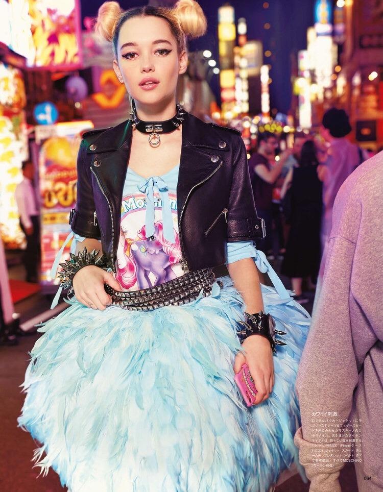 Sarah Snyder y Delilah Belle, las nuevas it girls en Tokio