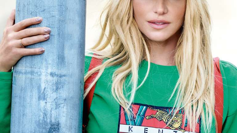 Britney Spears es el nuevo rostro de Kenzo