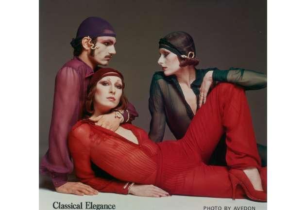 Los primeros videos virales de la moda: Richard Avedon para Jun Rope