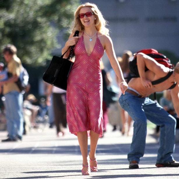 """Flashback: El estilo de Reese Witherspoon en """"Legalmente Rubia"""""""