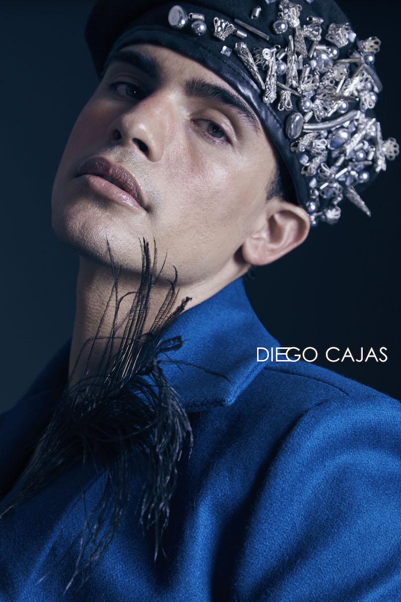 La colección Otoño/Invierno 2018 del chileno Diego Cajas