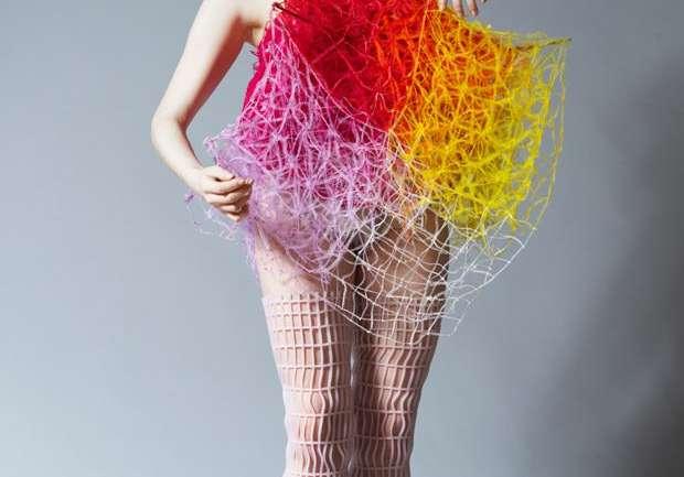 Lookbook de Flora Miranda Pneuma Couture S/S 2018