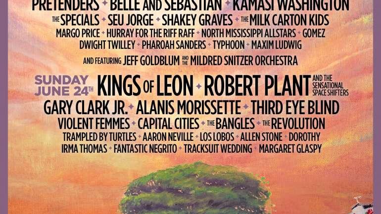 Desde Los Ángeles: Lo que trae el festival Arroyo Seco Weekend 2018