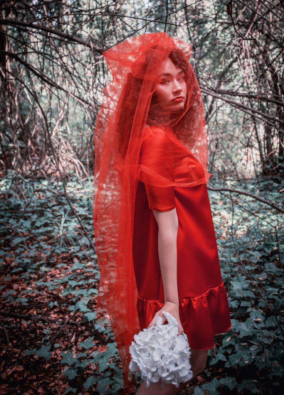 El trabajo Bridal S/S 2018 de la diseñadora chilena Isabel Peña