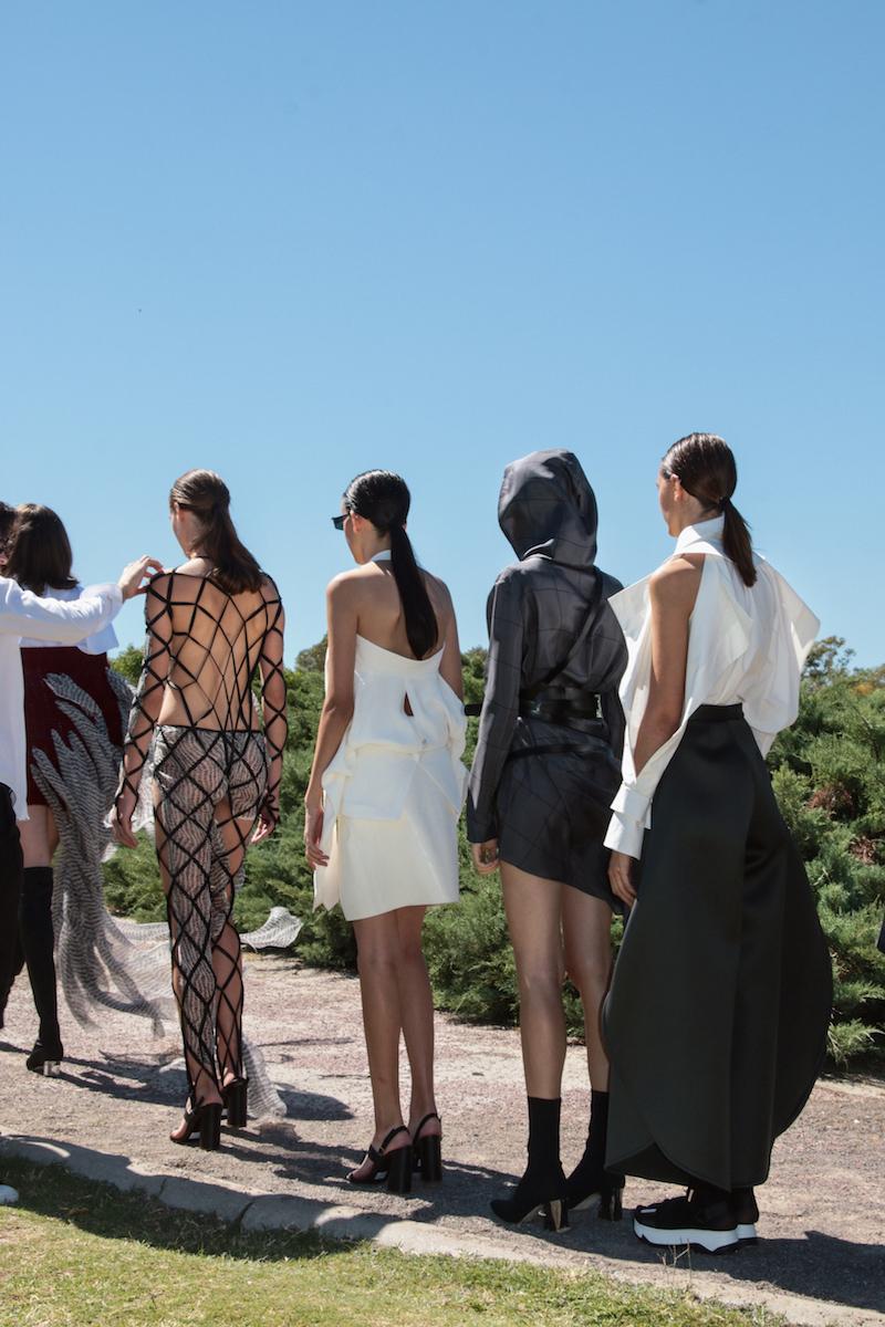 Desde Designers Buenos Aires, el desfile de Juan Hernández Daels
