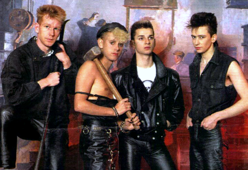 Para celebrar el concierto en Chile: La evolución de Depeche Mode