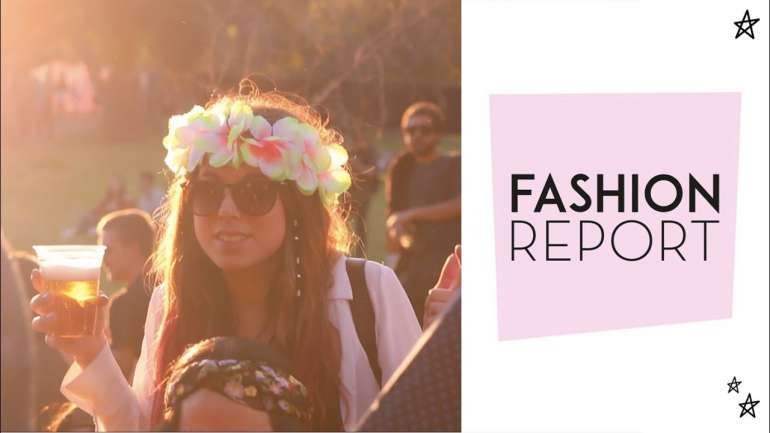 Fashion Report: Piknic Electronik por Heineken