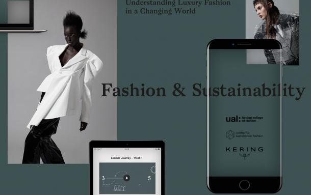 Alerta de curso online gratuito: Estudia Moda & Sustentabilidad con UAL y Kering
