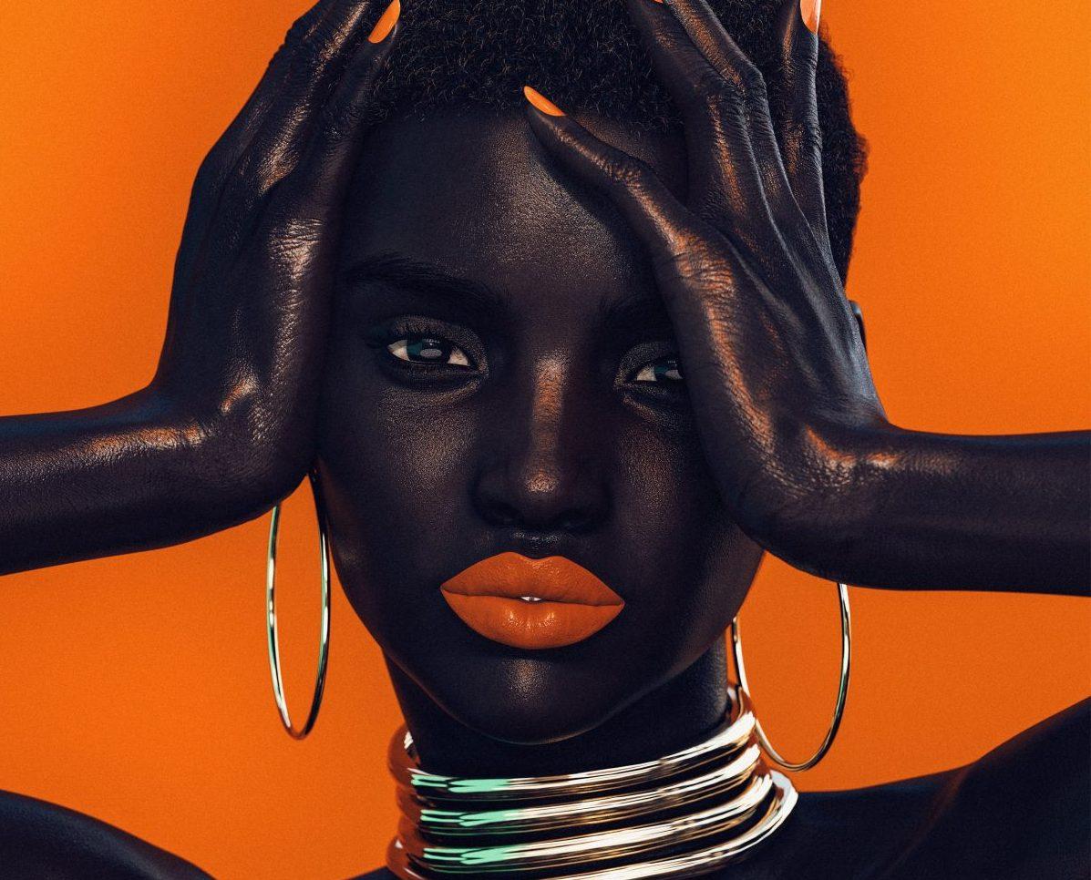 Shudu, la primera supermodelo digital
