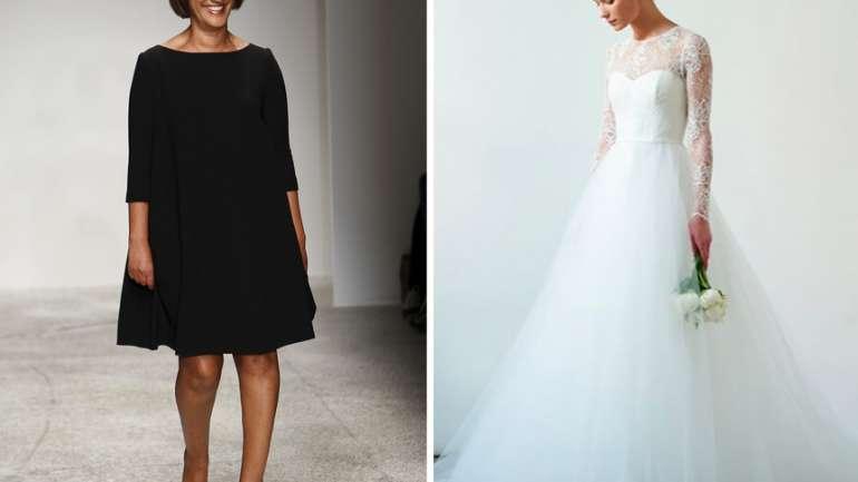Adiós a la diseñadora Amsale Aberra, reconocida por sus vestidos de novia