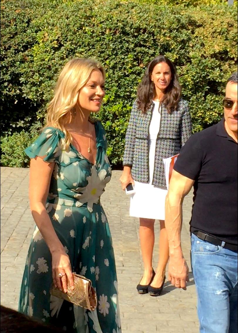 El día que vimos a Kate Moss en el Museo de la Moda