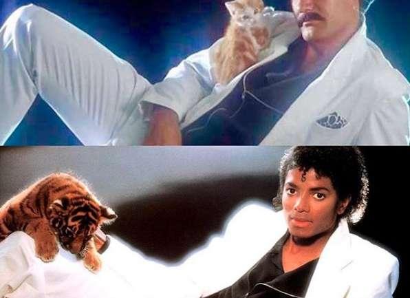 Taika Waititi v/s Michael Jackson y más: Los #ItsNotTheSameButItsTheSame de la semana