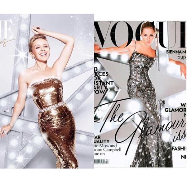 Kylie por partida doble y almohadas fashion: Los #ItsNotTheSameButItsTheSame de la semana