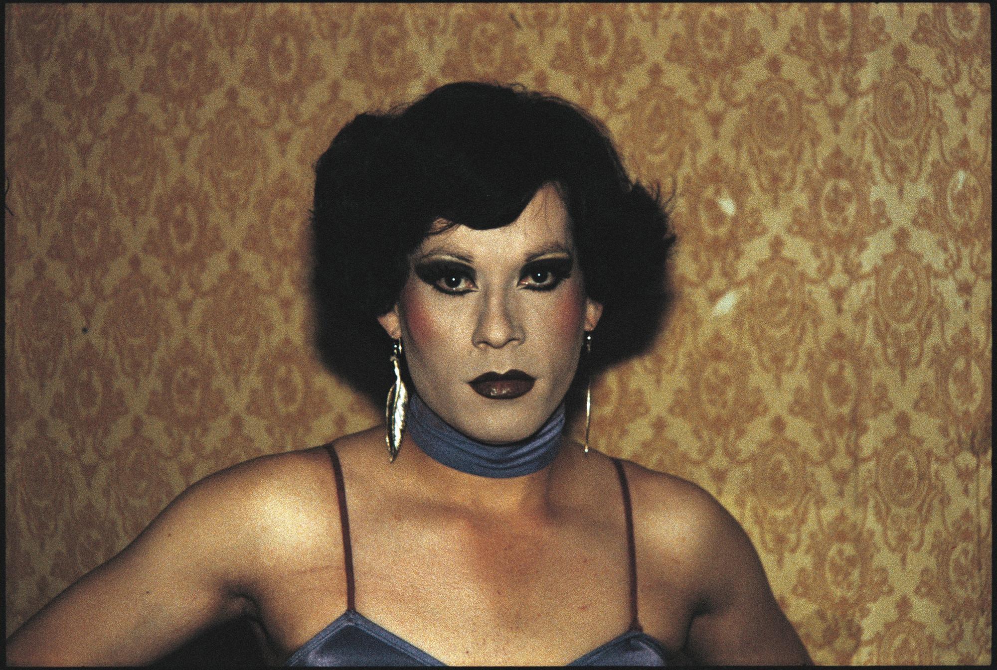 Paz Errázuriz, la fotógrafa chilena que está presente en la exhibición queer del Barbican