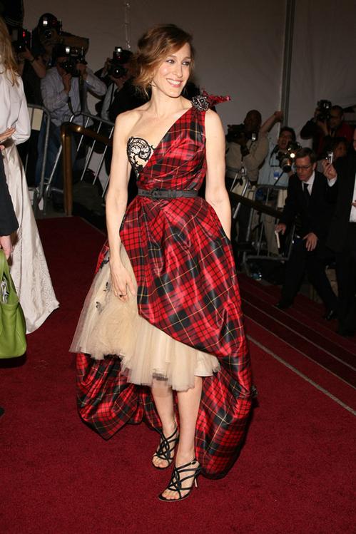 Siete veces en las que Sarah Jessica Parker deslumbró en la alfombra roja de la Met Gala