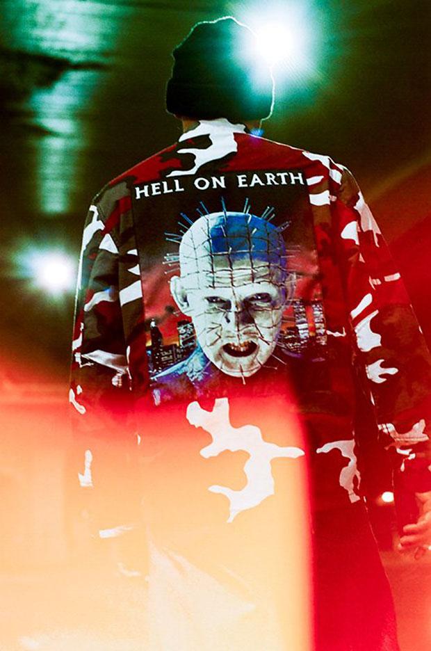 El terror también tiene estilo: La importancia de Hellraiser en la moda
