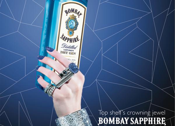 ¡Feliz día del gin tonic! Las mejores campañas de Bombay Sapphire para celebrar