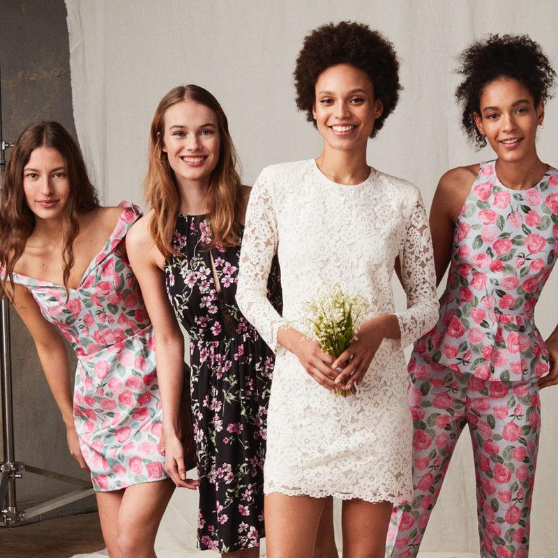 H&M lanza una tienda online especial con todo lo necesario para una boda