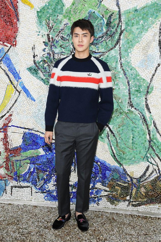Oh Se-hun, el it boy coreano
