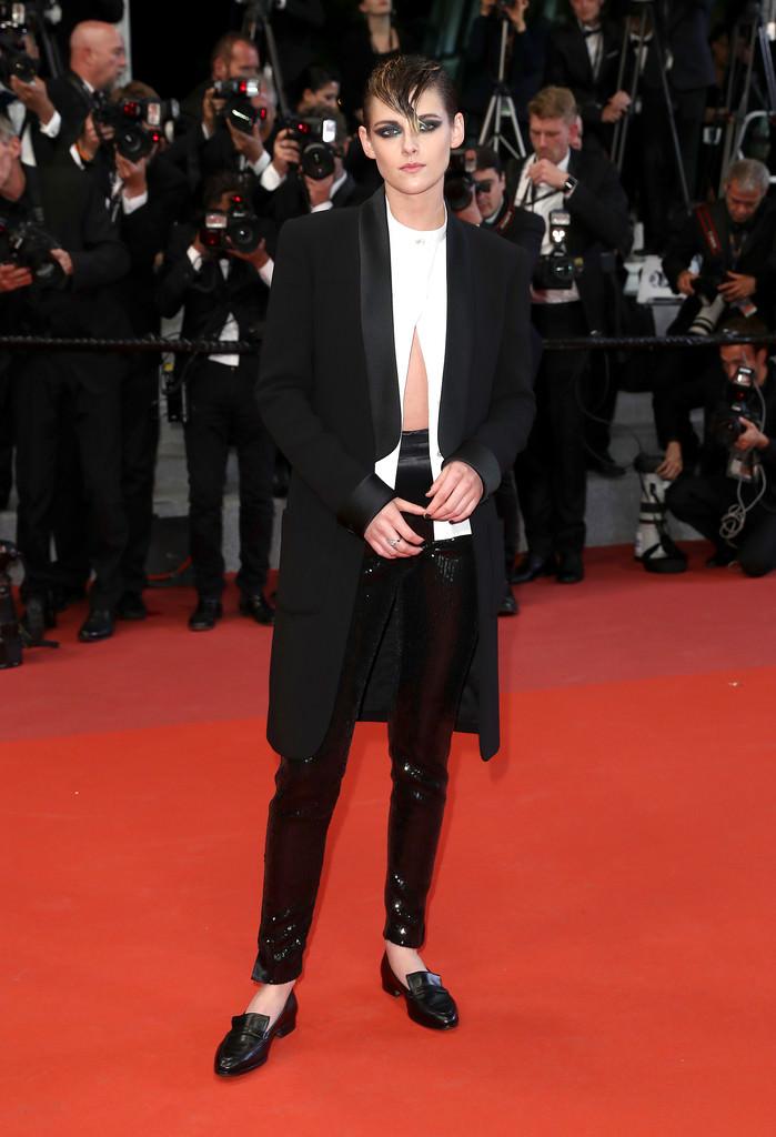 Chanel + Kristen Stewart o cómo unir tradición y rebeldía en un look