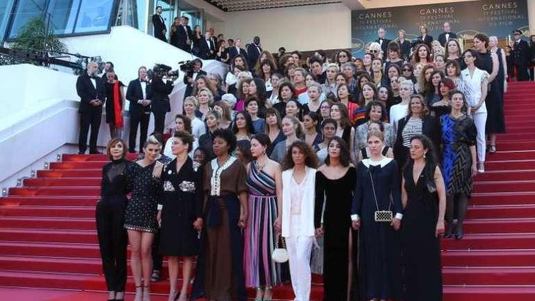 Festival de Cannes, II Parte: Trajes de alfombra roja y protesta