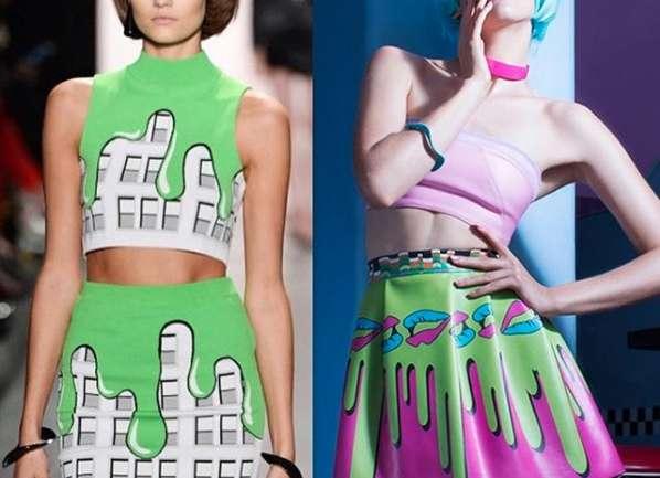 Un estilismo chileno que se adelantó a Jeremy Scott y más: Los #ItsNotTheSameButItsTheSame de la semana