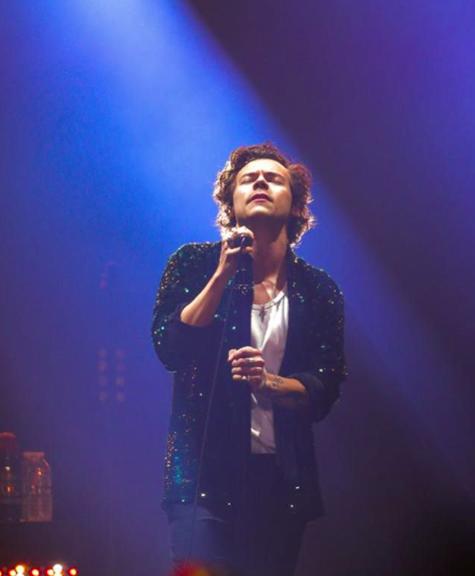 Nuevo estilo, humildad y talento: Los protagonistas del concierto de Harry Styles en Chile