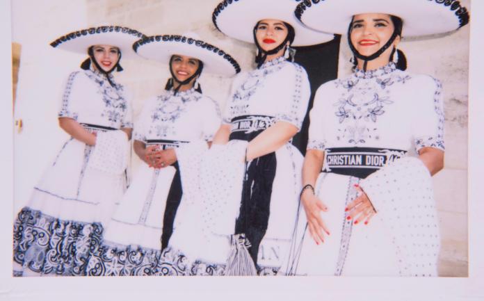 Christian Dior Resort 2019, una colección inspirada en las jinetes del rodeo mexicano