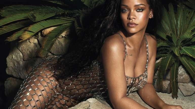 Rihanna deslumbra en la edición de junio de Vogue