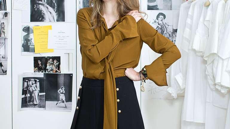 ¿Quién es Clare Waight Keller, la creadora del vestido de Meghan Markle?