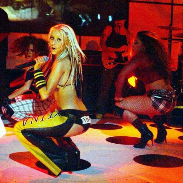 "Flashback: La etapa ""Dirrrty"" de Xtina"