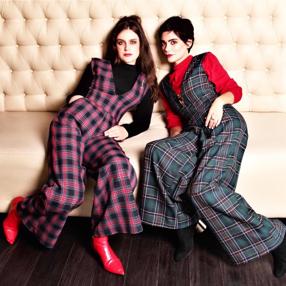 Invierno en tartán, la propuesta de la diseñadora chilena Loló Silva