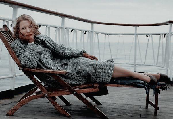 """Inspiración eterna con el estilo de Cate y Gwyneth en """"The Talented Mr. Ripley"""""""