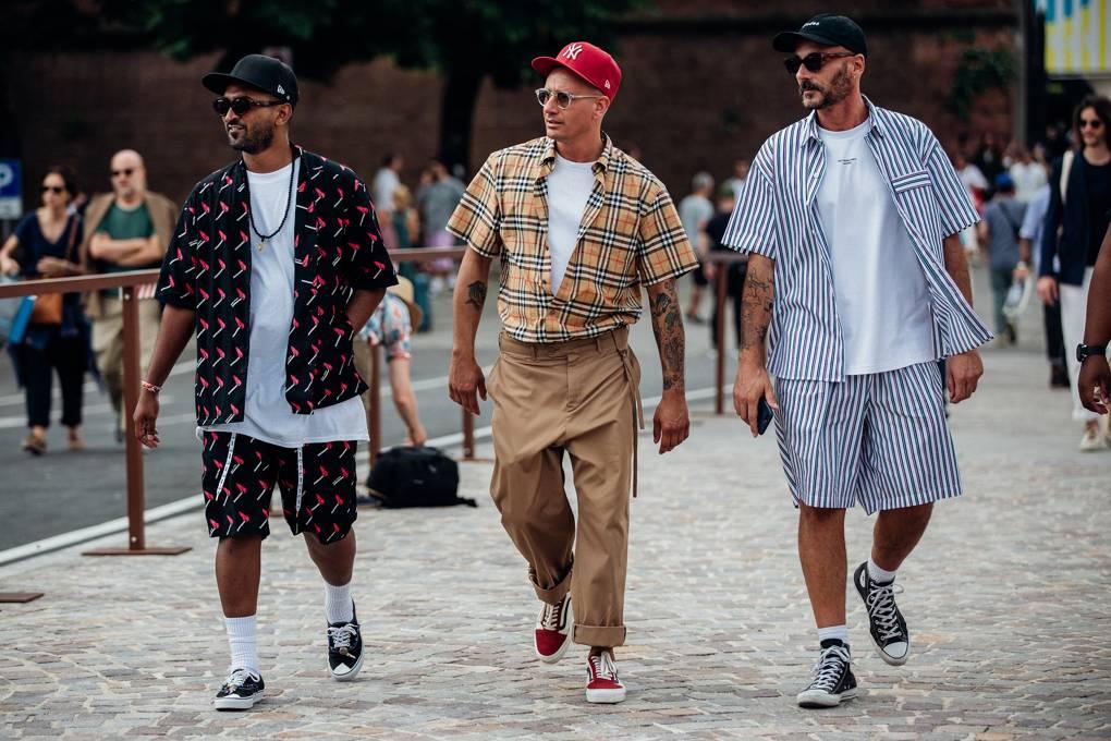 Lo mejor del Street Style de Pitti Uomo Spring 2019