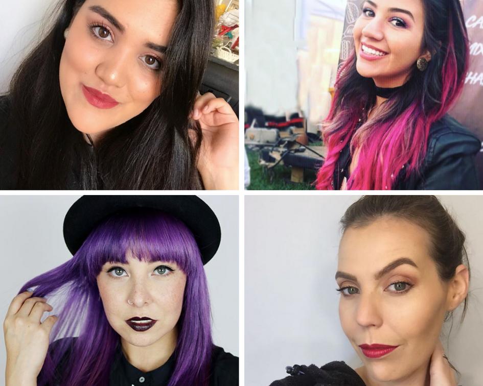 Cuatro youtubers chilenas de maquillaje que debes conocer