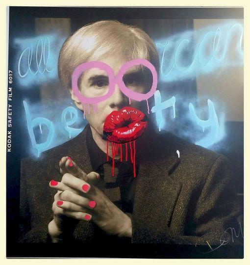 """The Lost Warhols"": Andy Warhol según la artista Karen Bystedt"