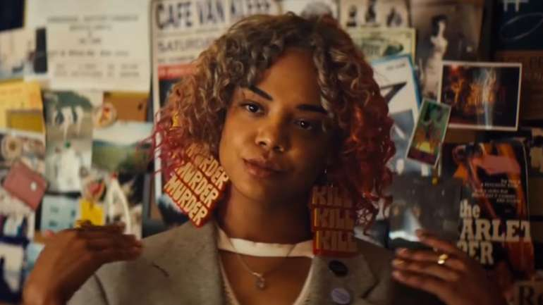 "Detroit, el estiloso rol de Tessa Thompson en ""Sorry to bother you"""