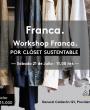 Se viene un workshop de Franca junto a Clóset Sustentable (y a un precio muy asequible)
