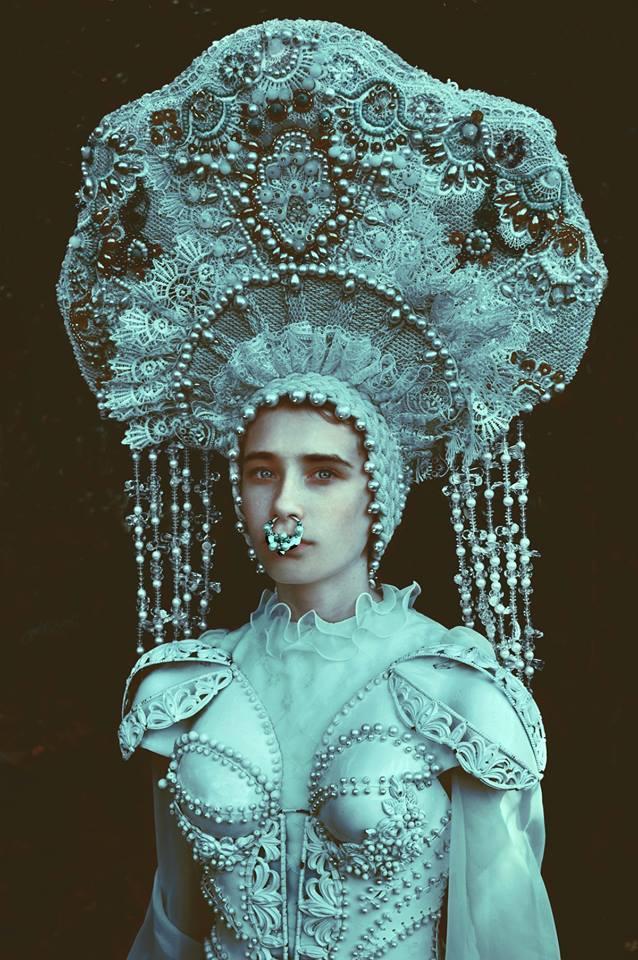 Los trajes de Agnieszka Osipa