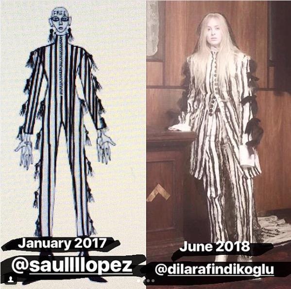 Un nuevo caso de copia a un diseñador independiente: Saúl López v/s Dilara Findikoglu